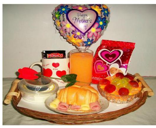 Desayuno Light Para Mama Ahora Desayunos Por El Dia De