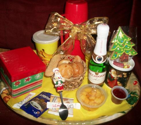 Desayuno Sorpresa Por Navidad Ahora Desayunos Por