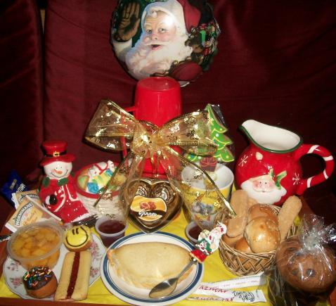 Desayuno Feliz Navidad Ahora Desayunos Por Navidad